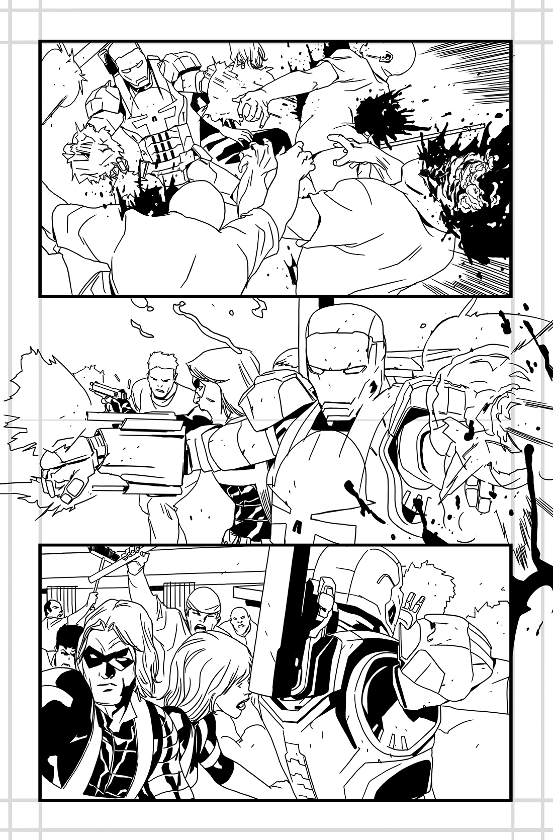 The Punisher #227 - page 13